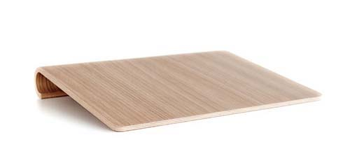 MacBook Stand 13 inch Oak