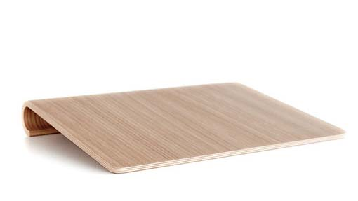 MacBook Stand 15 inch Oak