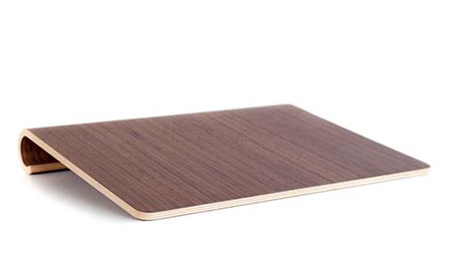 MacBook Stand 15 inch Walnut