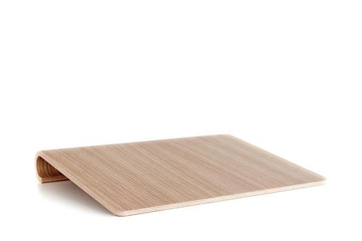 MacBook Stand 13 inch Oak