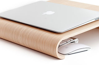 MacBook Wall Desk