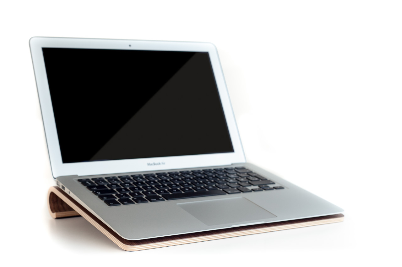 Product Macbook Stand Nordic Appeal